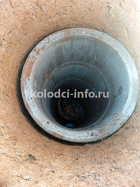 Копка колодца в Балашихе